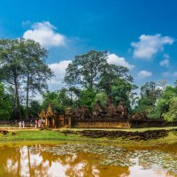 Незнакомая Камбоджа :: Марина Маркевич