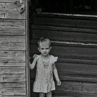 Детство :: Ирина Лесиканич