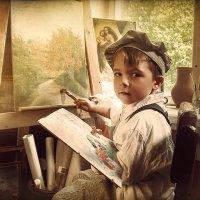 Маленький творец :: Майя Морозова