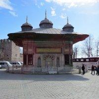 Стамбул. Фонтан Ахмеда III :: Маргарита
