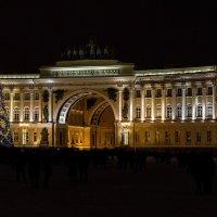 Дворцовая площадь :: Sergio Za