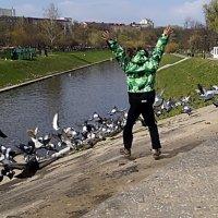 Хочу летать!!!! :: Людмила