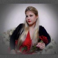 Люблю я имя....Анна... :: Людмила Богданова (Скачко)