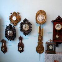 Старинные часы :: Надежда