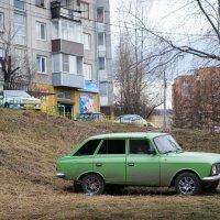 У нас на районе :: Мария Сидорова