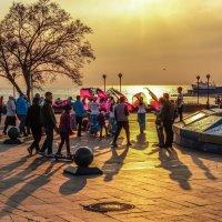 Прогулка по городу, Владивосток :: Эдуард Куклин