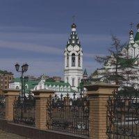 Троицкая церковь в Йошкар-Оле. :: Анатолий Грачев