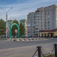 "Конаковская ""Триумфальная арка"". :: Михаил (Skipper A.M.)"