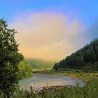 Утро на реке :: Сергей Чиняев