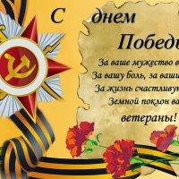 С ПРАЗДНИКОМ ДОРОГИЕ ДРУЗЬЯ!!!!! :: Николай Васильевич Глушко