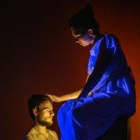 Одиссей и Калипсо :: Андрей Кабачек