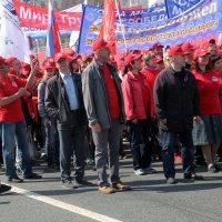 Демонстрация в Самаре :: Александр Алексеев