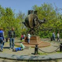 одесса памятник барону мюнхаузу :: олег