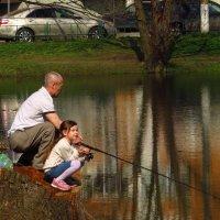 История одной рыбалки (3) :: Андрей Лукьянов