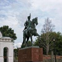 Памятник Н.А.Дуровой. Елабуга Татарстан :: MILAV V
