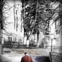 Одиночество.. :: Александр Шимохин