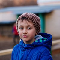 Сынуля :: photographer Anna Voron