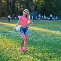 Спорт :: Анастасия Грек