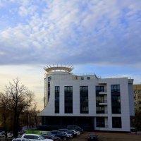 Поддерживая небо... :: Anna Gornostayeva