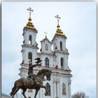 Памятник князю Альгерду. :: Paparazzi