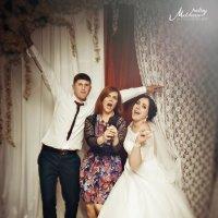 Свадьба Руслана и Аксиньи :: Андрей Молчанов