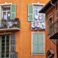 Балконы Старой Ниццы :: Nina Karyuk