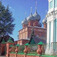 Церковь Воскресения на Дебре :: Галина Каюмова
