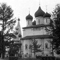 Церковь Илии Пророка в Ярославле. 1995 год :: alek48s