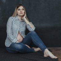 Екатерина (как всегда снимала видео, но пару фоточек всё же успеваю делать) :: Лидия Марынченко