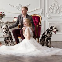Фото с собачками :: Диана Румянцева
