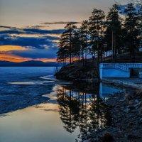 evening landscape :: Dmitry Ozersky