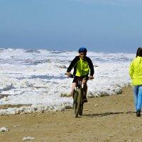 крутой велосипедист :: Ekaterina Bertin