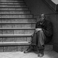 Человек без постоянного места жительства :: Sergey