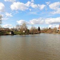 Весна в деревне :: Вячеслав Маслов