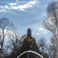 За брызгами фонтана :: PROBOFF-Est (Rost Prii)