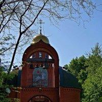 Храм святого великомученика Георгия Победоносца :: Александр Корчемный