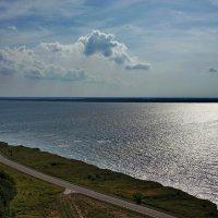 Вид с маяка Пакри :: Елена Павлова (Смолова)