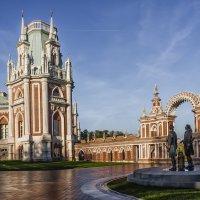 Дворец в Царицыно 1 :: Aleksey Afonin