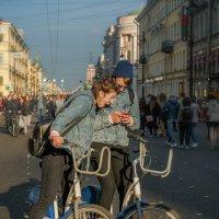 Люди нашего городка :: Владимир Колесников