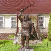 Князь Полоцкий, Трубчевский и Псковский Андрей Ольгердович :: bajguz igor