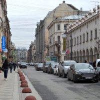 Кузнечный переулок. :: Марина Харченкова