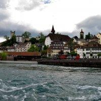 Красавец   Люцерн..Швейцария... :: backareva.irina Бакарева