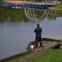 Рыболов :: dindin