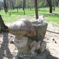 Мариуполь В Приморском парке :: IRENE N (miss.nickolaeva)