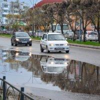 Весенний дождь прошёл :: юрий Амосов