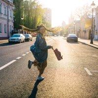 Весна в городе :: Кирилл Гудков