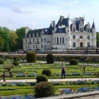 Chateau de Chenonceau XVI siècle :: IrenKo