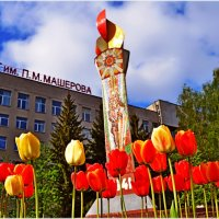 Будем помнить вечно! :: Vladimir Semenchukov