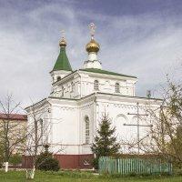 Полоцк. Свято-Покровская церковь :: bajguz igor