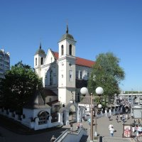 Старая церковь :: Александр Сапунов